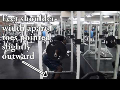 Cornerback Weight Training: Back Squats