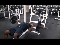 Cornerback Weight Training: Bench Press (Barbell)