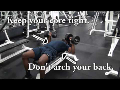 Cornerback Weight Training: Bench Press (Dumbbell)