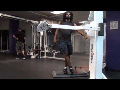 Cornerback Weight Training:  Cable Hip Abductors