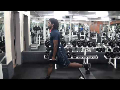 Cornerback Weight Training: Dumbbell One-Legged Squats