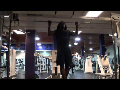 Cornerback Weight Training: Pull-Ups