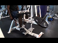 Cornerback Weight Training: Seated Calf Raises