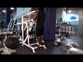 Cornerback Weight Training: Standing Calf Raises
