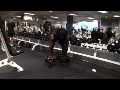 Cornerback Weight Training: Straight-Legged Deadlifts