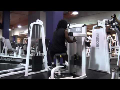Cornerback Weight Training: Torso Twists (machine)
